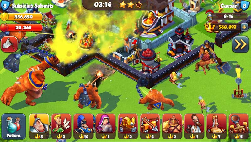 games like clash of clans android - games similar to clash of clans but better - games same as clash of clans and strategy games in style of clash of clans - games that are related to clash of clans