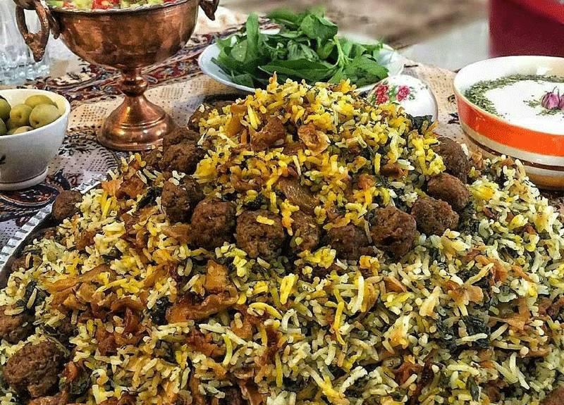 introduction to Shiraz Iran tourism - Shiraz tourist sites and guide persian shiraz dish