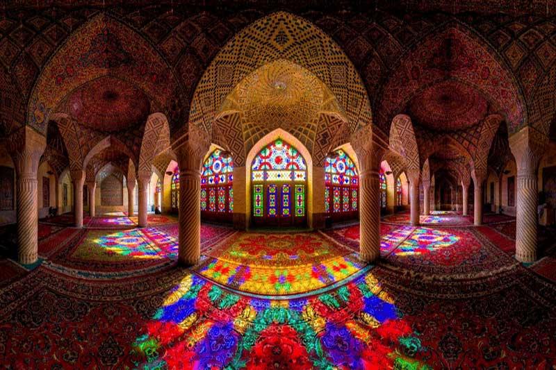 introduction to Iran Shiraz tourism - Shiraz tourist sites and guide