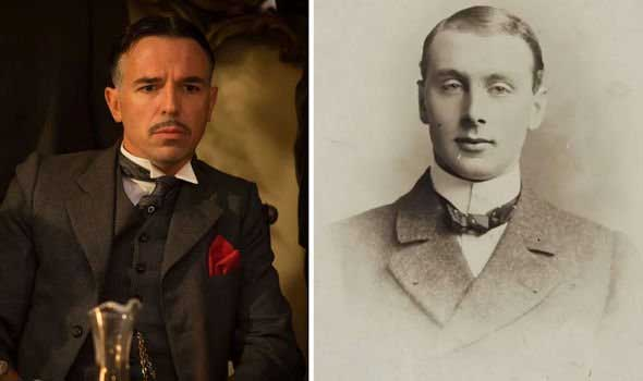 real pictures of Peaky blinders characters in real life - billy kimber in peaky blinders