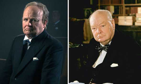 real pictures of Peaky blinders characters in real life - winston churchil in peaky blinders