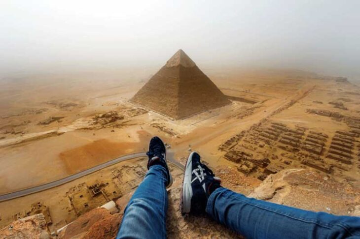 ancient Egypt tourism attractions natural or historical sites + travel guide