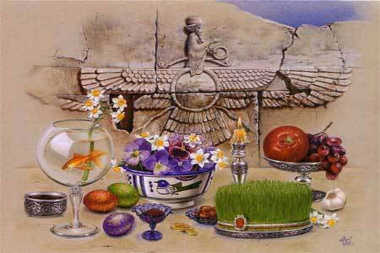 Haft sin facts : types and symbols of elements & lies about haft shin