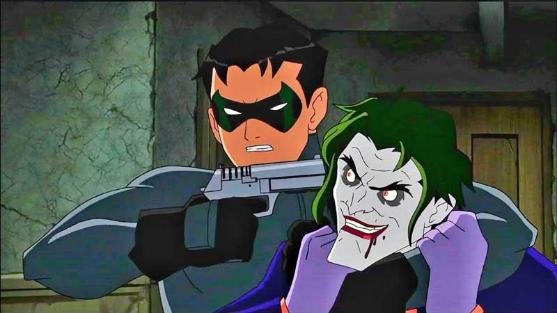 The 10Unbelievable Death of the Joker - jokers death in media