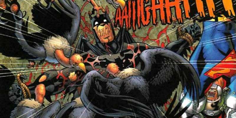 10 times the Joker wins . does Joker kill Batman ?
