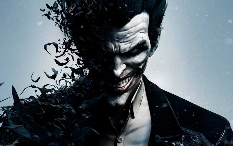 who is joker and how did joker become insane or evil ?