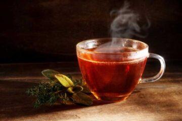 saffron tea recipe - how to make saffron tea + benefits