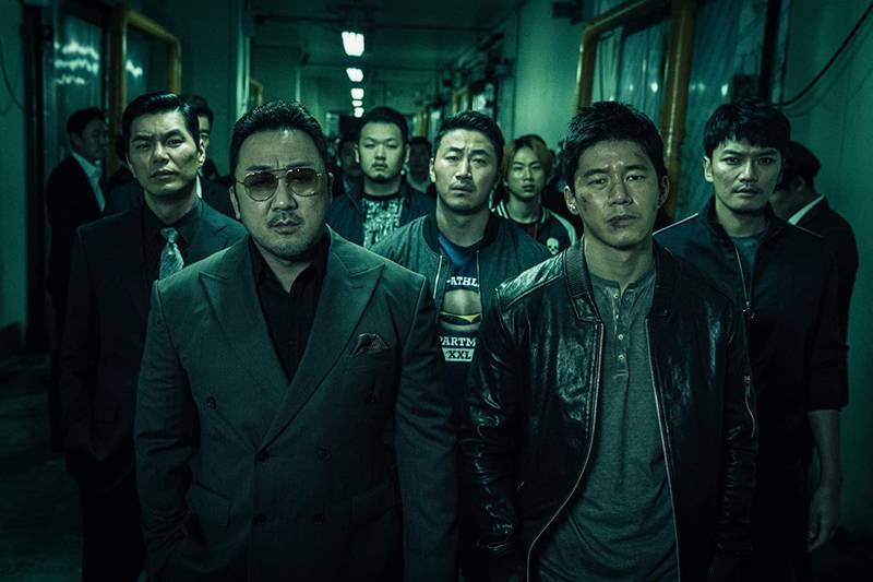 similar movies like John Wick the gangster the cop the devil